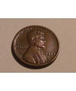 1925 - D Copper Lincoln Wheat Cent Brown (VF) - $4.25