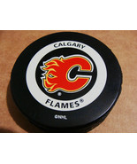 NHL Calgary Flames '96-'99 STYLE SILVER RING LO... - $8.70