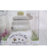 Sweet As Can Bee Honey Pot with Dipper Kate Aspen - $6.50