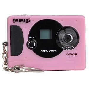 ARGUS MINI DIGITAL CAMERA WITH CARRYING CASE