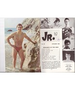 JR Magazine Beefcake 1968 Nude Model Steve Reeves - $14.99