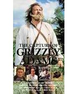 The Capture of Grizzly Adams VHS movie