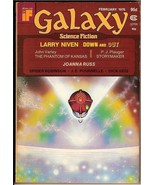 Galaxy Science Fiction Magazine February 1976 - $3.25