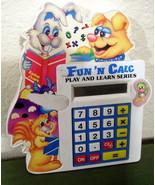Radio Shack Fun 'N Calc Vintage Kids Calculator - $21.99