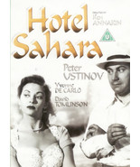 Hotel Sahara dvd Peter Ustinov British Comedy