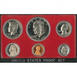 Authentic 1975 US Proof Set - CP3019