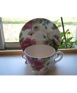 Sadler English Bone China Cup & Saucer - Large ... - $20.00
