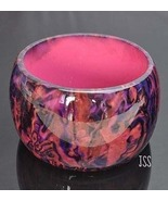 Pink Purple Mauve Lucite Bangle Bracelet  - $12.00