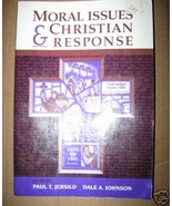 *Moral Issues and Christian Response Jersild Jo... - $7.00