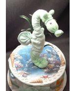 Ocean SEAHORSE Baby Shower Gift Sea Diaper Cake... - $48.00