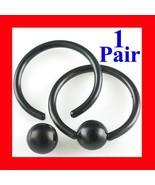 14g~14mm Nipple Earring Captive Bead Rings lip ... - $6.99
