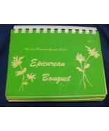 1974 San Francisco Garden Club Epicurean Bouquet - $15.00