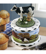 Country Cow Decor Kitchen Timer - $15.95
