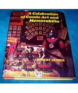 A celebration of Comic Art and Memorabilia Book