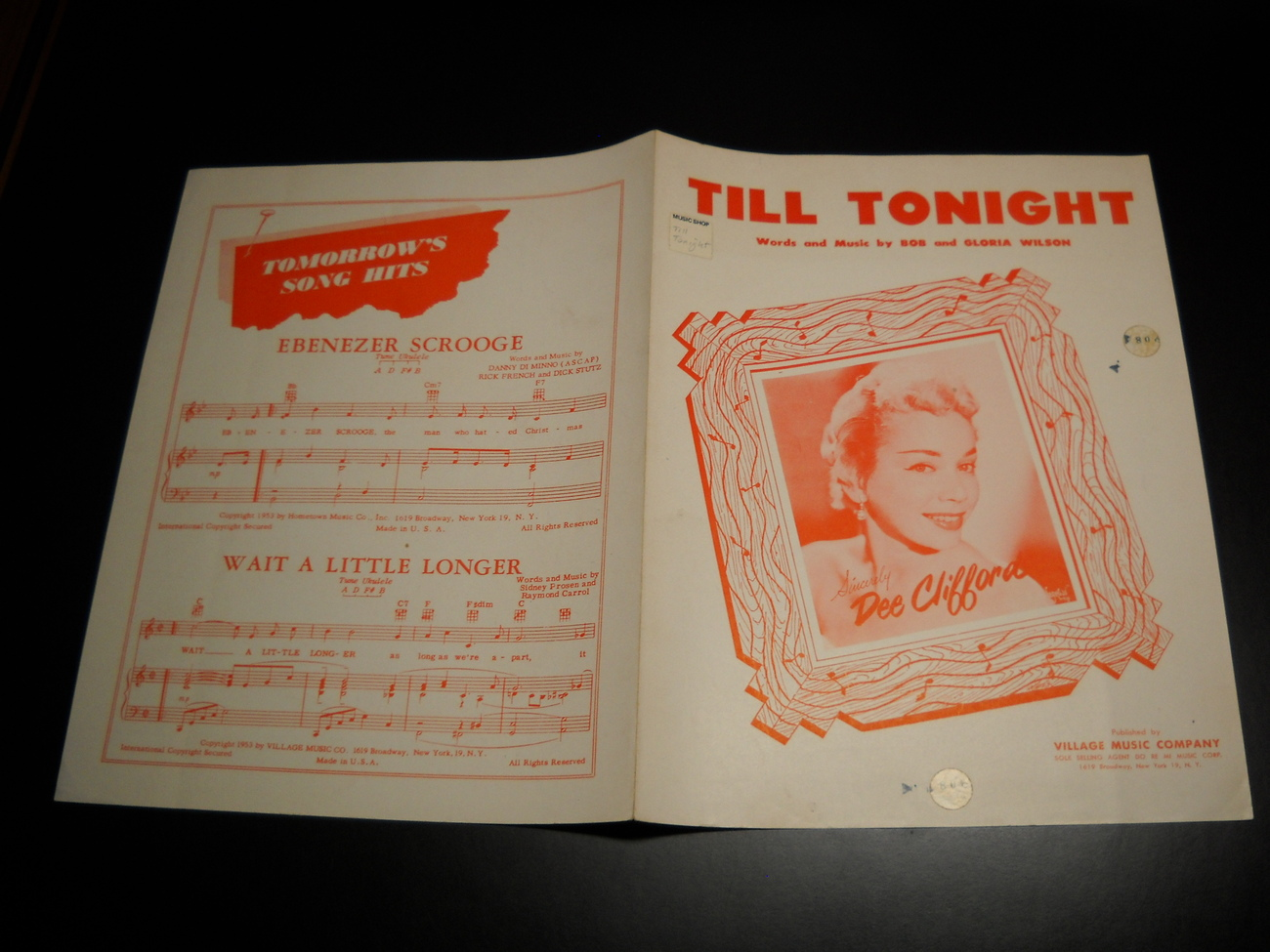 Sheet_music_till_tonight_dee_clifford_bob_gloria_wilson_1940_village_04