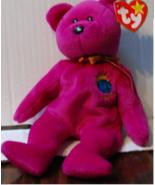 TY Millenium Beanie Baby Bear - $4.00