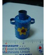 Miniature Metal Milk Can Enamelware Granite Vas... - $2.99