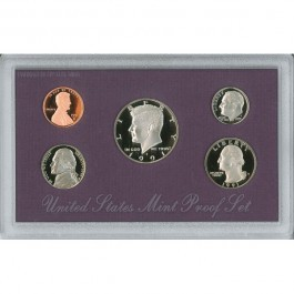 Authentic 1991 US Proof Set - CP3035