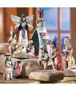 Southwestern Indian Nativity Set - $21.95