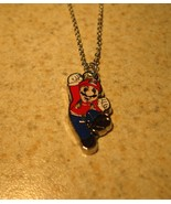 NECKLACE & PENDANT CHILDS SUPER MARIO BROTHERS ... - $7.99
