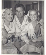 Robert Mitchum AUTOGRAPHED Original Photo Alexa... - $29.99