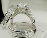 Buy Matching Sets - HIS & HERS Matching Engagement Wedding Ring Set sz 6.5