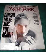 New York Magazine April 8, 1996, Sharon Stone