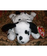 Dotty the Dalmatian TY Beanie Baby Style 4100 w... - $3.95