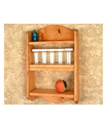 Spice Rack - Wall Shelf - Kitchen Storage - Wit... - $37.95
