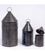 Paul Revere Lanterns - Set of Three - $29.95