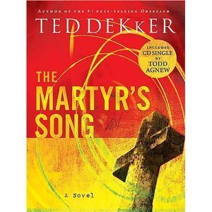 Ted Dekker Bk 1 Martyr's Song  (With CD)Christian Novel Hb/