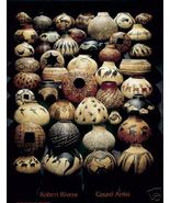 Painted Gourds by Robert Rivera JCG Western Print - $38.00