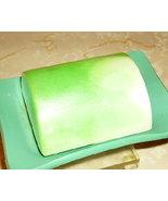 Bamboo Tea Scented 5oz Bath Bar Soap with Emu Oil - $4.99