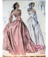 Butterick 4918 New Retro 52 Womans 14 to 20 Dress - $9.95
