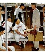 The Rookie by Norman Rockwell Open Edition Stre... - $195.00