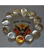86th Arcom Cigarette Tobacco Glass Ash Tray - $7.95
