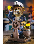 Skipper Dog Garden Statue New - $23.75