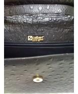 CALBERT COCCO BIDENTE OSTRICH LEATHER ENVELOPE ... - $249.99