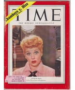Time Magazine I Love Lucy MAY 26 1952 Lucille Ball Cover - $24.99