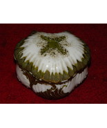 Powder Trinket Box McKee Milk Glass Antique - $50.00
