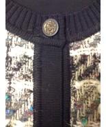 GRUPPO GFT CROPPED BOUCLE WRAP JACKET Size Medium - $174.99
