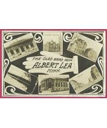 Albert Lea Minnesota Mn RPPC Multi View 1909 Re... - $40.00