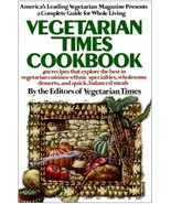 Vegetarian Times Cookbook: Complete Guide For W... - $9.99