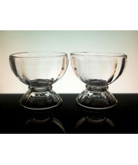 Glass Ice Cream Sundae Bowls Dessert Libbey  51... - $9.99