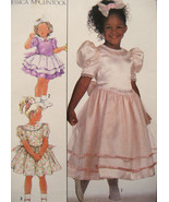 Simplicity 9070 New Girl 6 Vintage Party Dress ... - $9.95