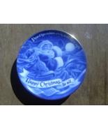 Visit From St. Nicholas Hallmark 2000 Plate Orn... - $3.98