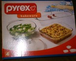 Buy Pyrex Bakeware - Pyrex 4 piece bakeware set (BRAND NEW in unopened box)