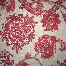 Robert Allen Home Botanical Fabric Cotton Flora... - $25.00
