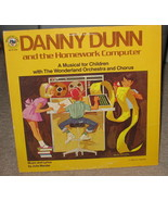 Danny Dunn and the Homework Computer LP - WLP 3... - $14.99