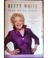 Betty White Here We Go Again - $4.50